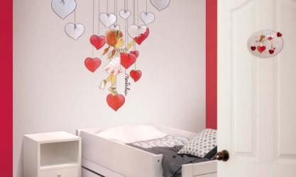 Murales decorativos en barcelona murales divinos - Murales de pared pintados a mano ...