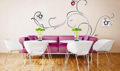 Pintura murales divinos - Pintura decorativa paredes ...