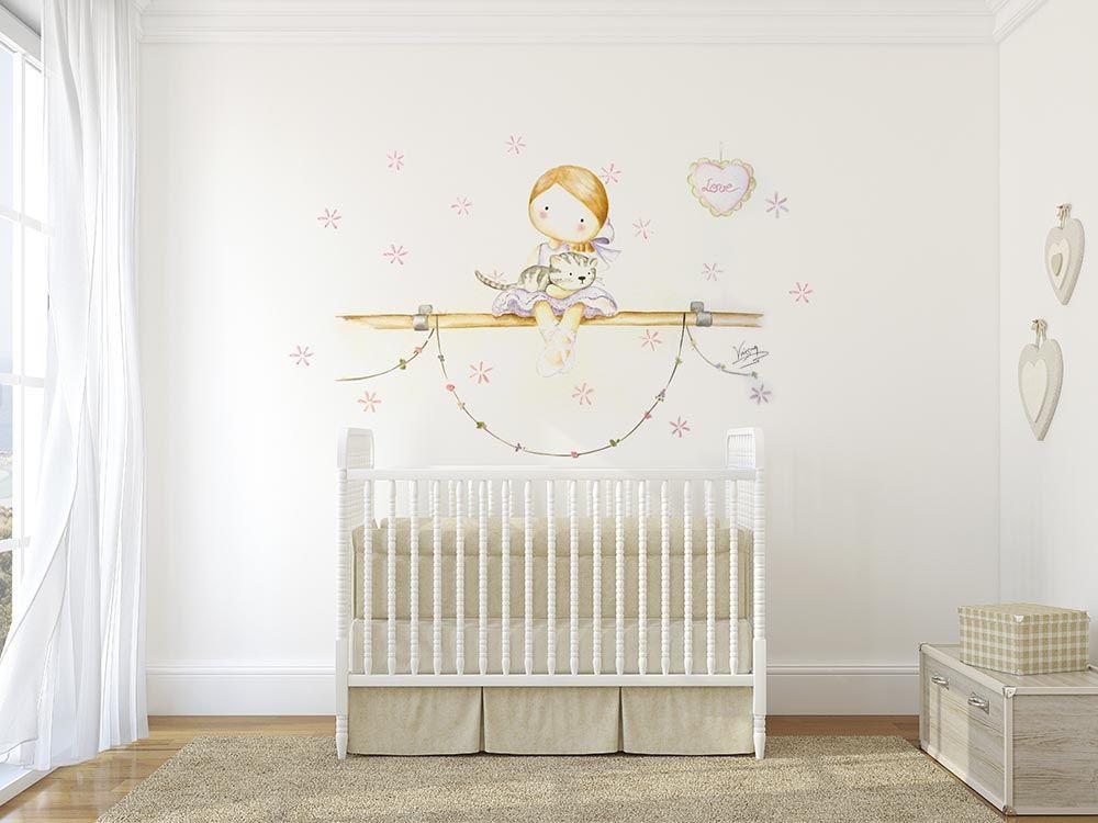 Murales Divinos de habitaciu00f3n para Bebu00e9 : Murales Divinos