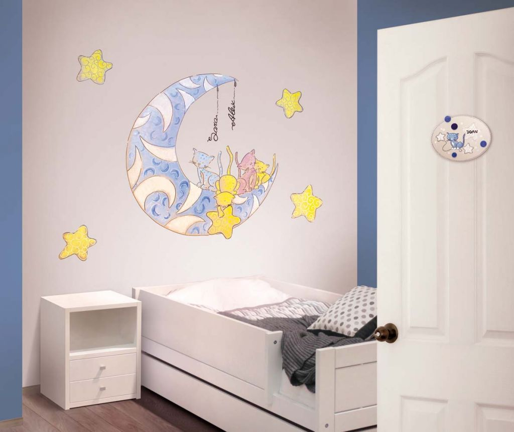 Murales divinos infantiles murales divinos for Murales para decoracion de interiores