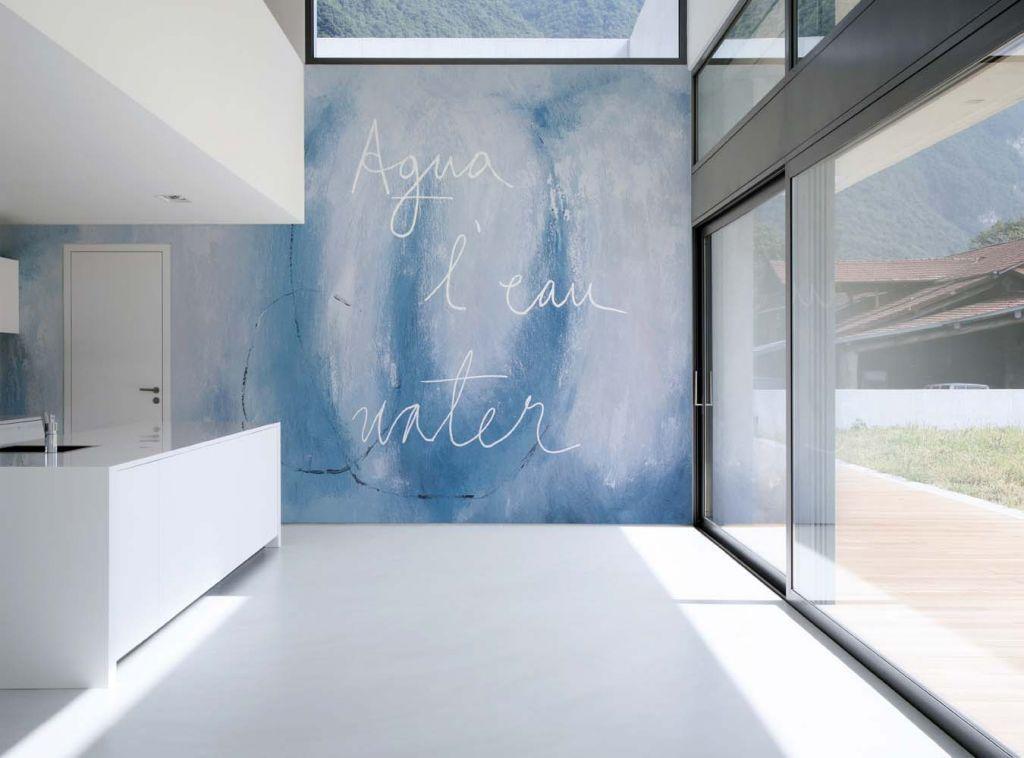 Murales pintados para cocinas murales divinos - Pintura decorativa para paredes ...