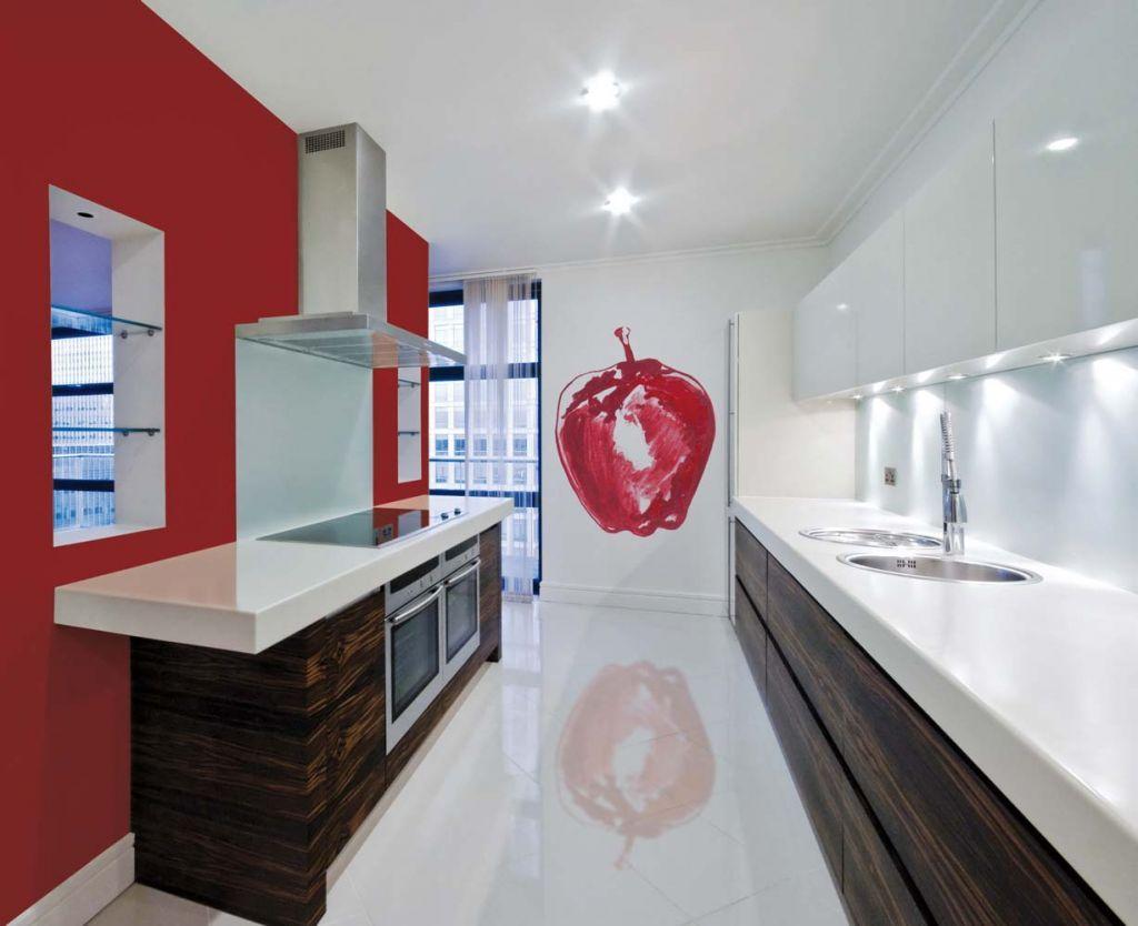 Murales pintados para cocinas | Murales Divinos
