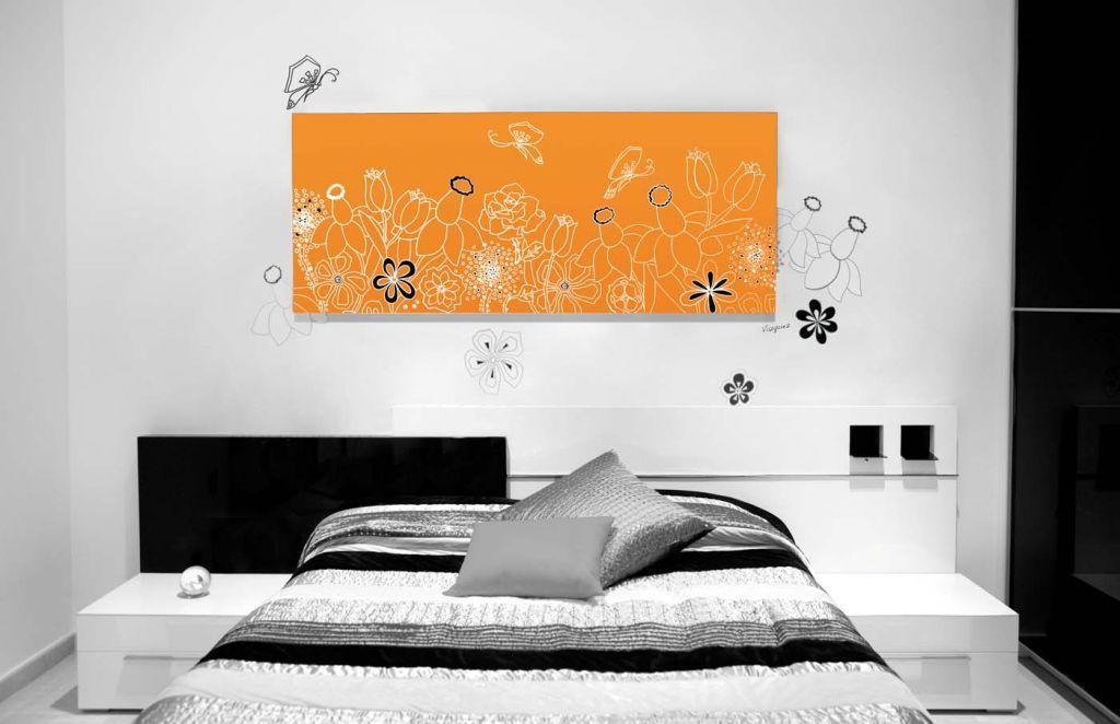 Murales para dormitorios custom d caballo wallpaper el for Murales decorativos dormitorios