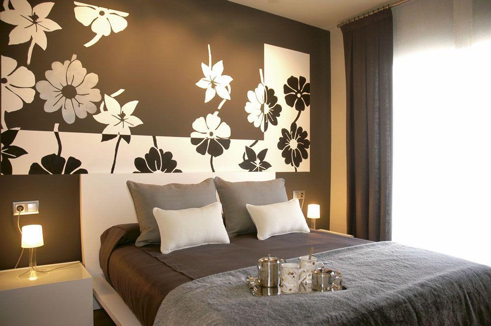 Murales para dormitorios murales divinos for Murales de tela para pared