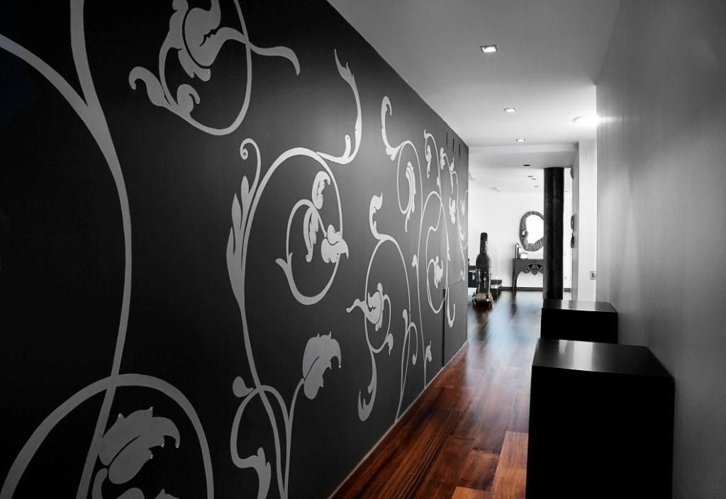 Murales para paredes murales divinos - Murales de pared pintados ...