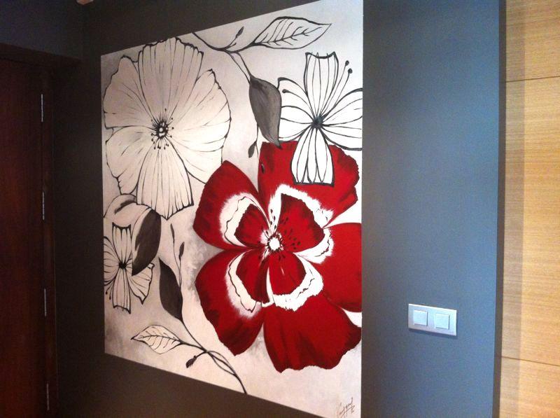 Pintura De Casas Murales Divinos
