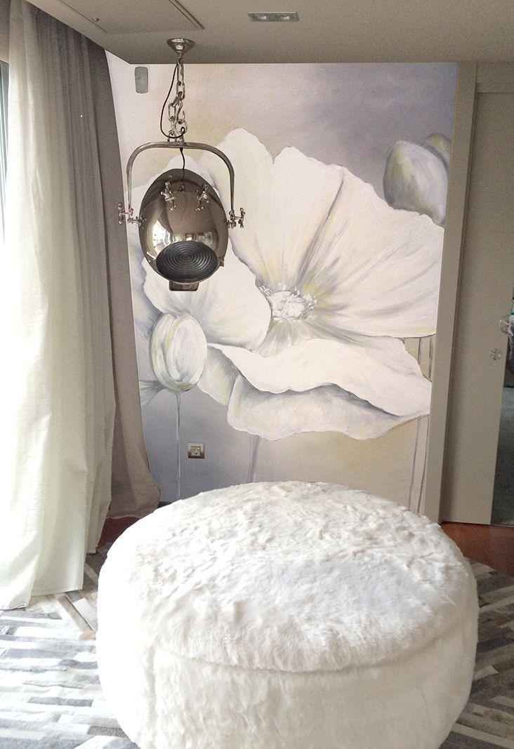 Decoraci n de interiores con pintura murales divinos - Decoracion pintura interiores ...