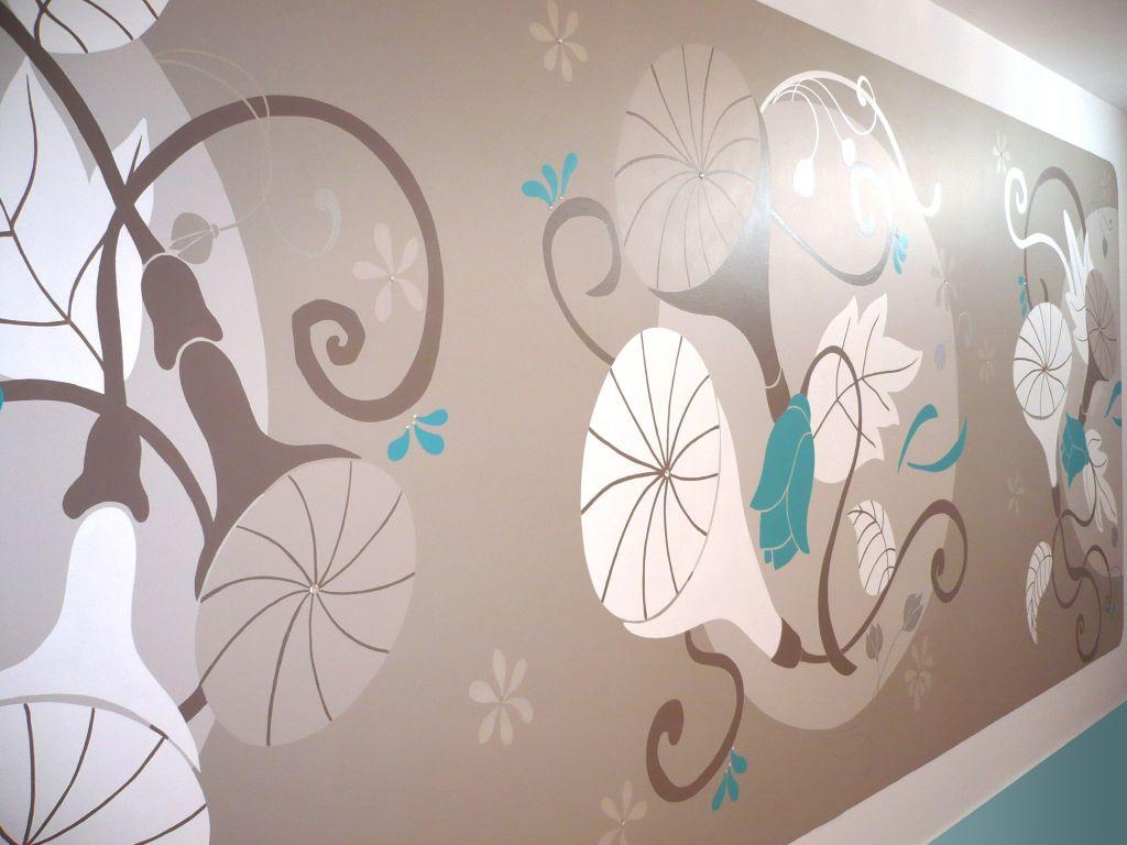 Pintura Decorativa Para Paredes Murales Divinos ~ Pintura Decorativa Paredes Interiores